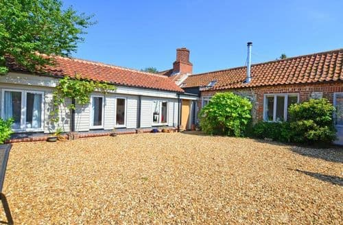 Last Minute Cottages - Finches Barn