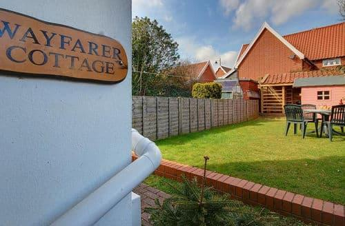 Last Minute Cottages - Wayfarer Cottage