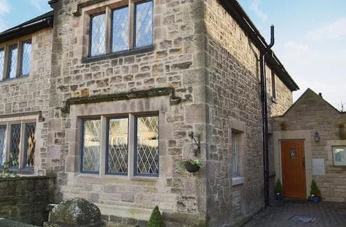 Last Minute Cottages - Tasteful Bakewell Cottage S45088
