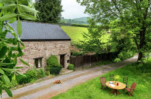 Last Minute Cottages - Lovely Cwmdu, Crickhowell Cottage S154004