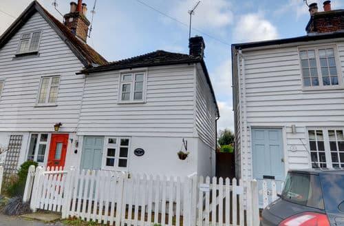 Last Minute Cottages - Attractive Hawkhurst Cottage S154057