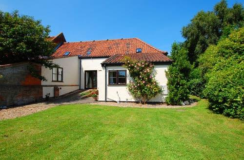 Last Minute Cottages - Leath Barn Cottage