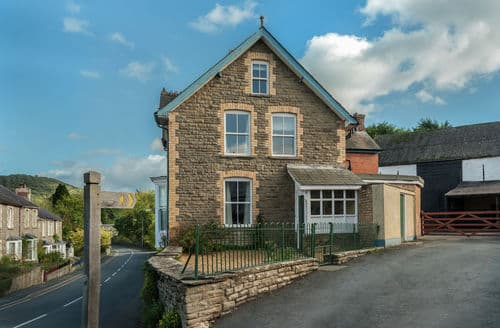 Last Minute Cottages - Beautiful Hay On Wye Cottage S154153