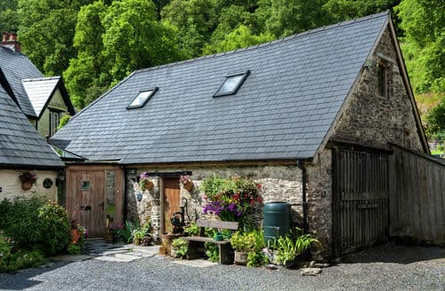 Last Minute Cottages - Luxury Llanwrtyd Wells Cottage S154156