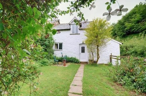 Last Minute Cottages - Holwill Farm Wing