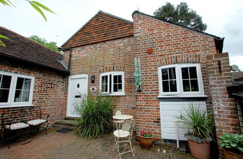 Last Minute Cottages - Exquisite Goudhurst   Cranbrook Kent Cottage S154180