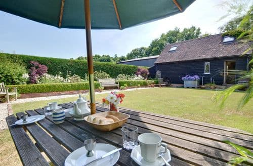 Last Minute Cottages - Stunning Cranbrook, Kent Cottage S154183