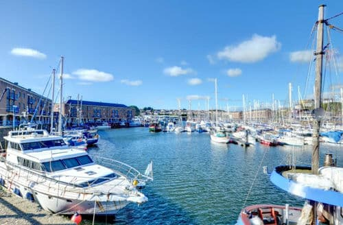 Last Minute Cottages - Gorgeous Milford Haven Cottage S154233