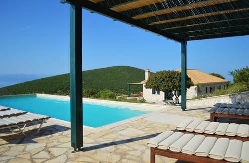 Last Minute Cottages - Villa Geofos