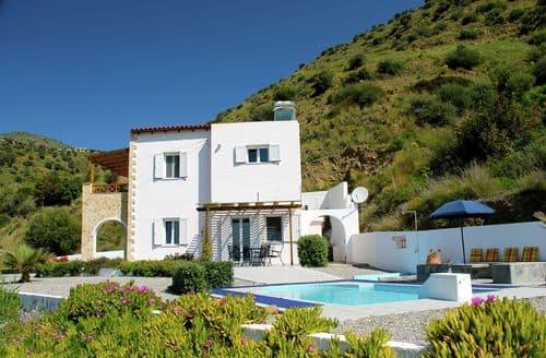Last Minute Cottages - Villa Eleni