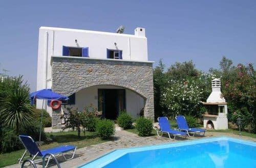 Last Minute Cottages - Villa Irini