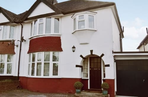 Last Minute Cottages - Excellent Broadstairs Cottage S13567