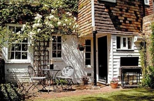 Last Minute Cottages - Exquisite Tunbridge Wells Apartment S13649