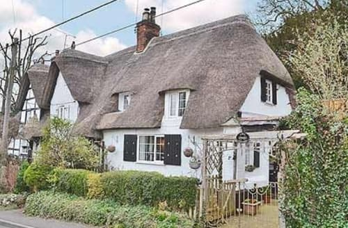 Last Minute Cottages - Tasteful Salisbury Cottage S13737