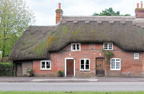 Last Minute Cottages - Adorable Salisbury Cottage S25410
