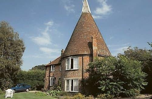Last Minute Cottages - OAST HOUSE