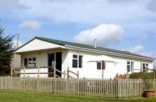 Last Minute Cottages - Splendid Garndolbenmaen Lodge S4709