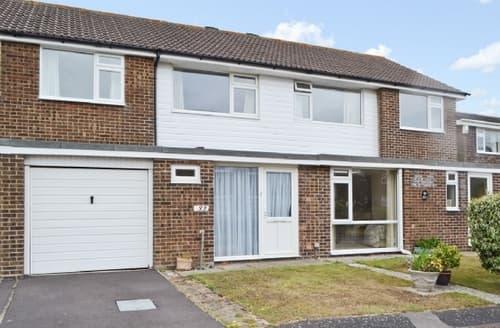 Big Cottages - Quaint Lymington Cottage S42412