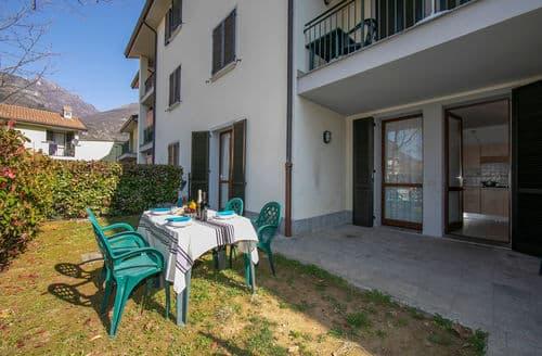 Last Minute Cottages - Porlezza - Trilo Villa Montagna