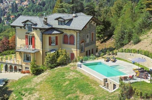 Last Minute Cottages - Lago Maggiore Premeno Villa Sedici