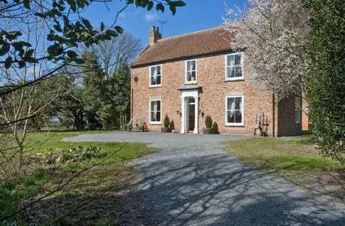 Last Minute Cottages - BROCKHOLME FARMHOUSE