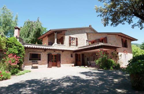 Big Cottages - Villa Stia