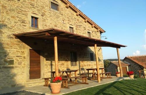 Last Minute Cottages - Il Casolare di Valle