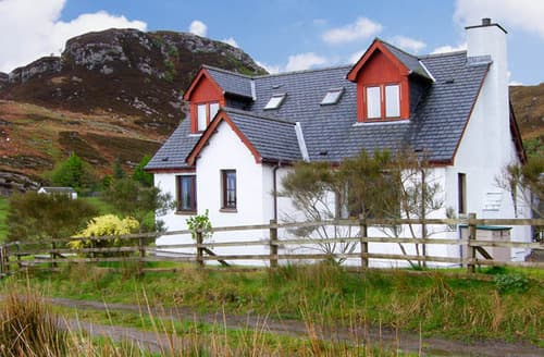 Big Cottages - Charming Lochailort Cottage S4807