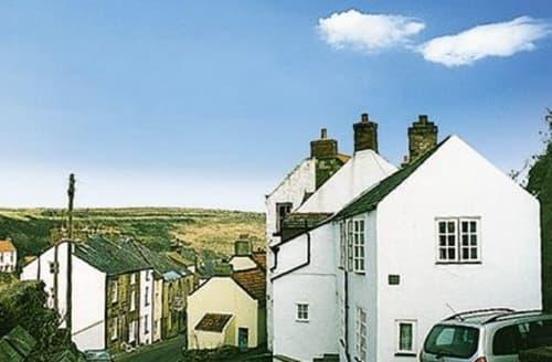 Last Minute Cottages - Exquisite Staithes Cottage S15521