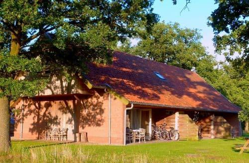 Big Cottages - Tuinpad