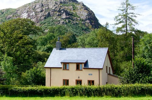 Last Minute Cottages - Capel Dolhendre