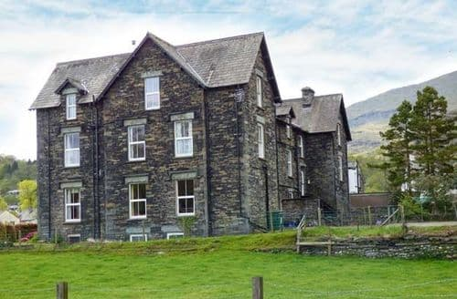 Big Cottages - Attractive Coniston Villa S3112