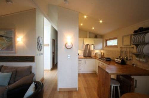 Big Cottages - Cosy Newquay Lodge S45266