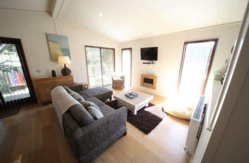 Last Minute Cottages - Exquisite Newquay Lodge S45279