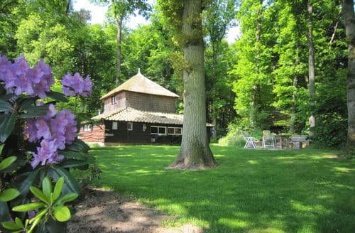 Big Cottages - 'n Heuibarg