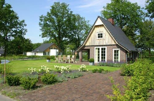 Big Cottages - Hof van Salland - Beukelaer Wellness 5 persoons 1