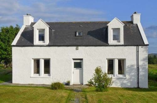 Big Cottages - Beautiful Isle Of Skye Rental S4698