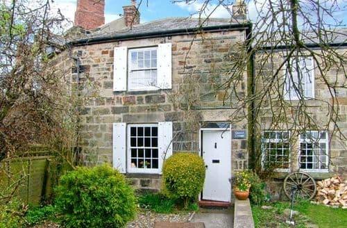 Last Minute Cottages - Gorgeous Morpeth Cottage S3163