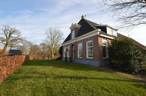 Big Cottages - Familiehuis Westeinde