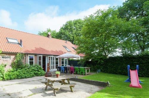 Big Cottages - De Blauwe Bok