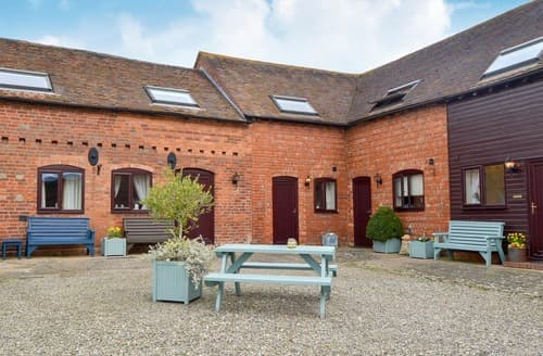 Last Minute Cottages - Superb Dorrington Cottage S162126