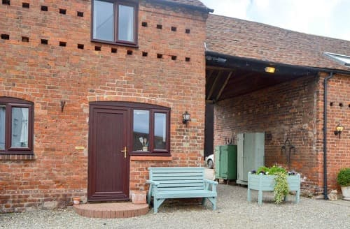 Last Minute Cottages - Stunning Dorrington Cottage S162129