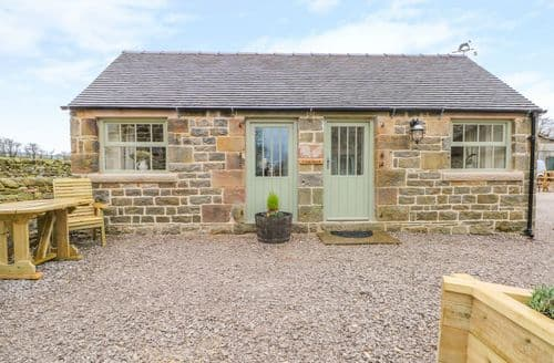 Last Minute Cottages - Calf Shed