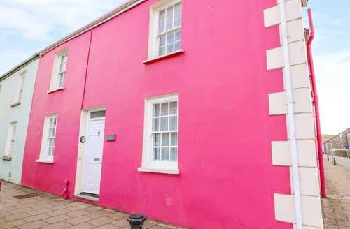 Last Minute Cottages - Beautiful Aberaeron Cottage S162154