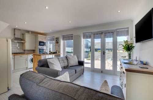 Last Minute Cottages - Attractive Padstow Town Cottage S162448
