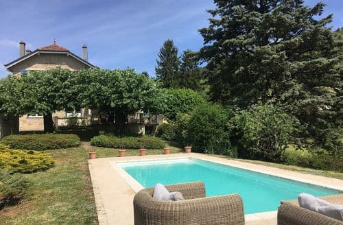 Last Minute Cottages - Maison de Vacances - Ceyzeriat Jura