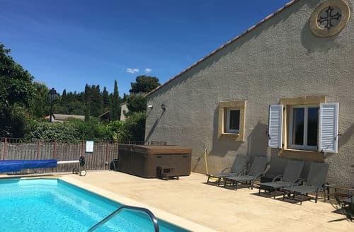 Last Minute Cottages - Wonderful Montbrun-des-Corbières Cottage S162484