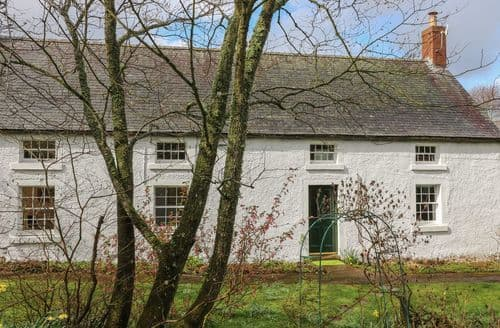 Last Minute Cottages - The Cottage, Polwarth Crofts