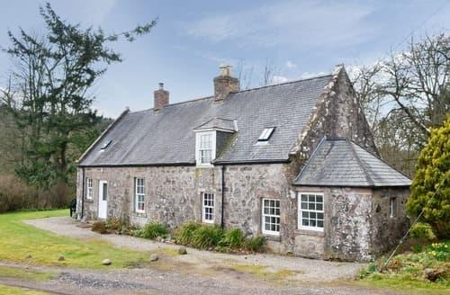 Last Minute Cottages - Beautiful Arbuthnott Cottage S162704