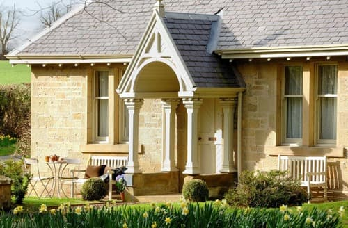 Last Minute Cottages - Excellent Near Berwick Upon Tweed Lodge S163085